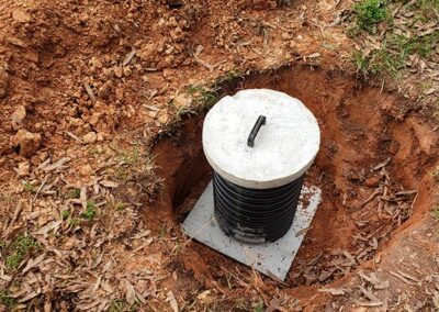 Septic Tank repair and installation Palmetto Septic & Utilities
